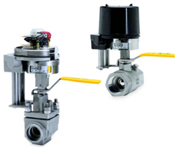 Metropolitan Pipe Valve Actuation Services